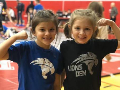 Girls Wrestling and developing your female wrestler.