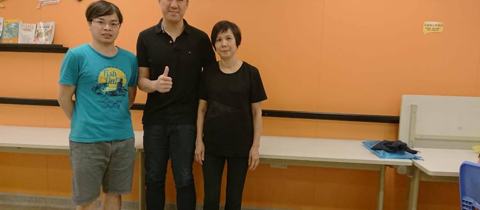 銀河消防集團於上環聖公會聖馬太長者鄰舍中心參與由香港青年協會主辦「鄰舍第一.送米助人」米站義工服務。