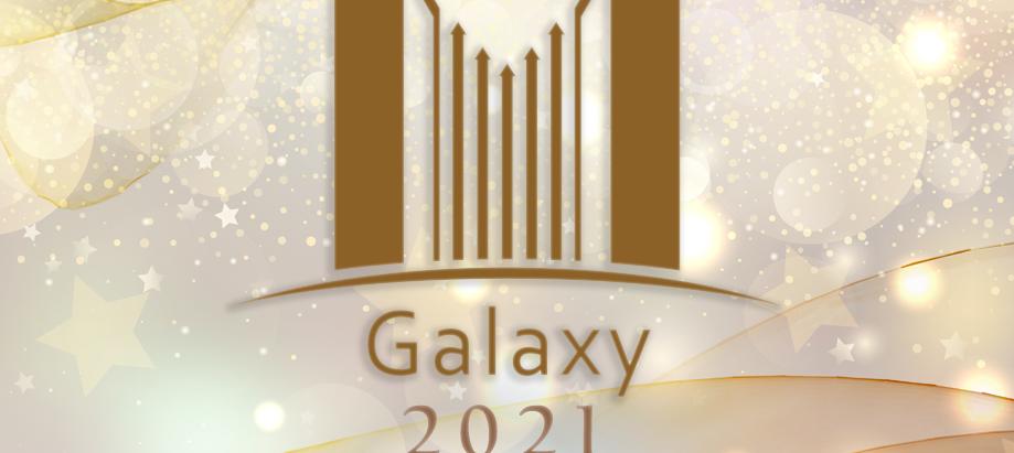 【銀 河 工 程 集 團】祝大家 2021新年快樂 Happy New Year~