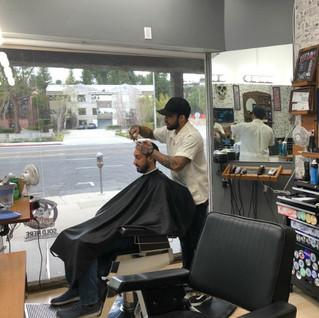 Fernie's Personal Barbershop