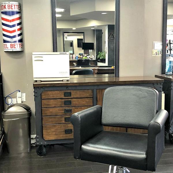 Barbershop and Salon