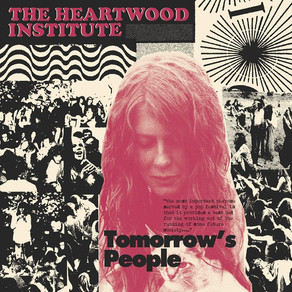 Tomorrow's People by The Heartwood Institute - Review by Stuart Turnbull