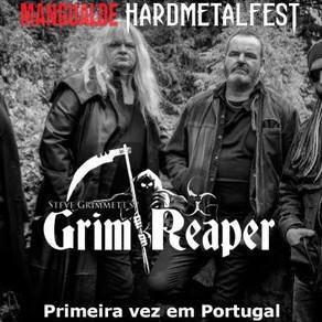 Steve Grimmett's Grim Reaper