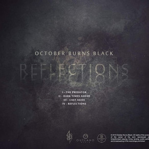 October Burns Black's Reflection (EP) - Review by Stuart Turnbull
