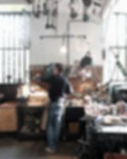 Olivier Abry WO & WÉ design fixture french handmade light studio