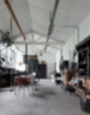 studio verrière atelier applique murale longue articulée