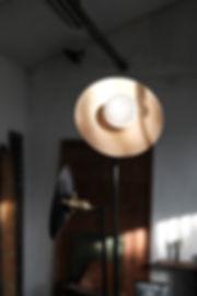 handmade french savoir faire shades brass finish WO & WÉ Lighting workshop
