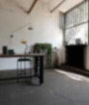 grande lampe potence pivotante applique murale laiton