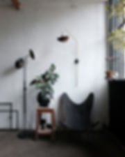verrière d'atelier artisanal fait main luminaire création france