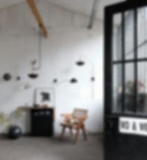 french workshop craftsman Olivier Abry lighting design makers