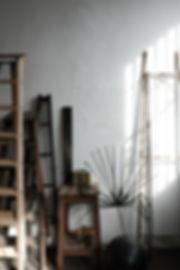 collection de luminaires réalisés à la main atelier