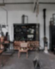 Pierre Jeanneret French design atelier studio Le Corbusier