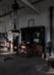 work space open house light craftsman Ariele Alasko