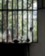 verrière d'atelier applique murale studio architecte