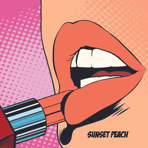 SUNSET PEACH