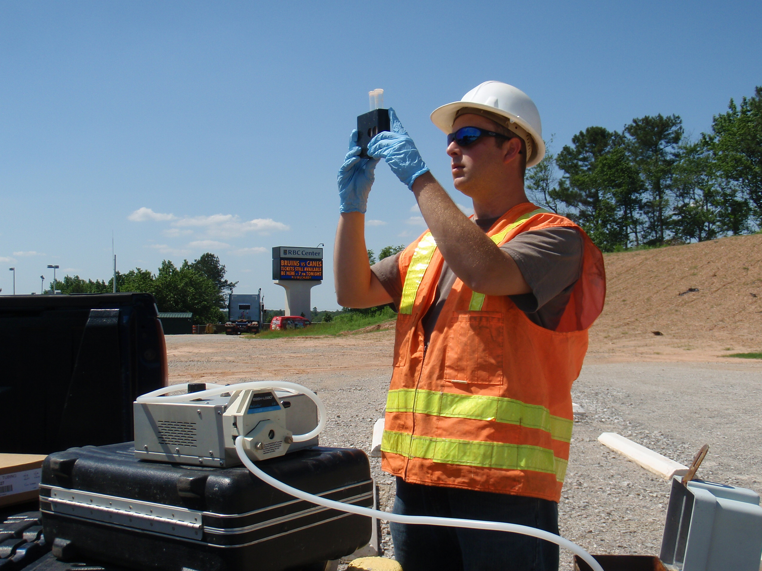 Groundwater Testing in NC
