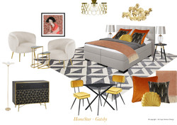 GATSBY STYLE_Apartmentdesign