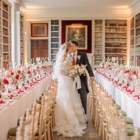 Lucy & Seamus St Giles Wedding - 1
