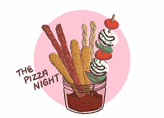 The Pizza Night