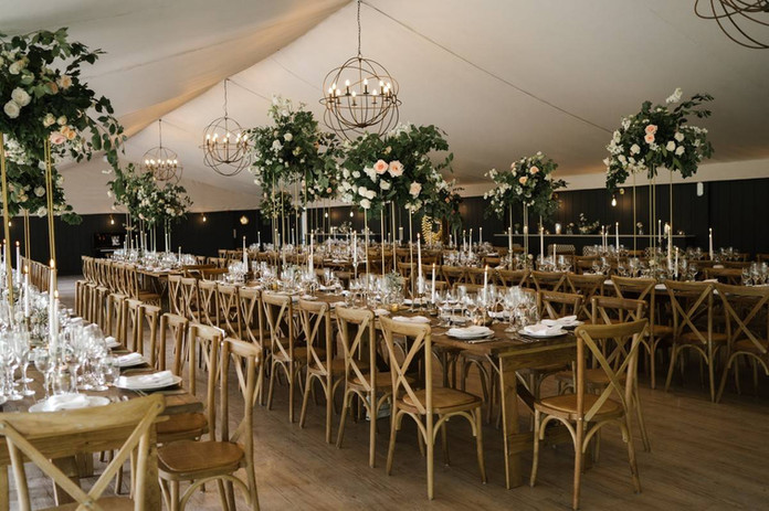 Pylewell Park - Long Tables 2