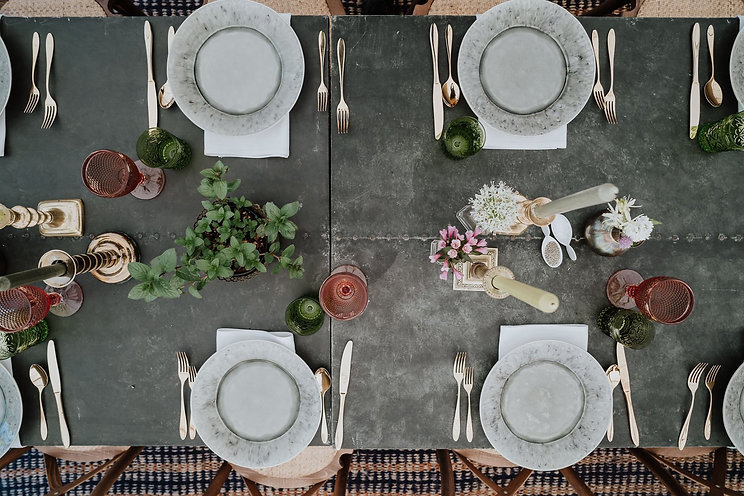 RH - Party Table Layout
