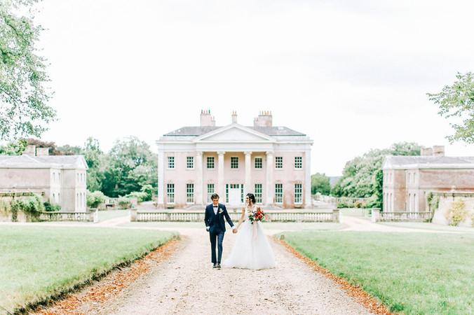 Hale Park House