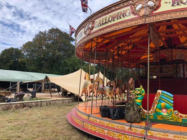 Pyle Park - Circus Wedding