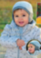 Rakam dicembre 2016, foto cappellino con paraorecchie