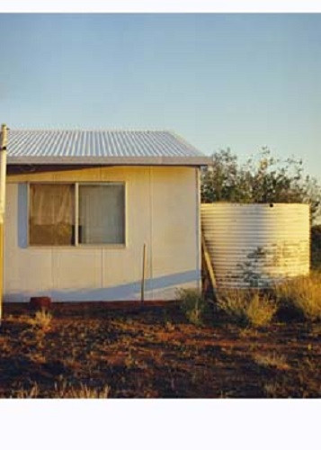 Ringers quarters Strzlecki Desert