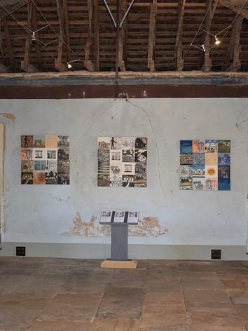 In Situ Printing Oatlands exhibition