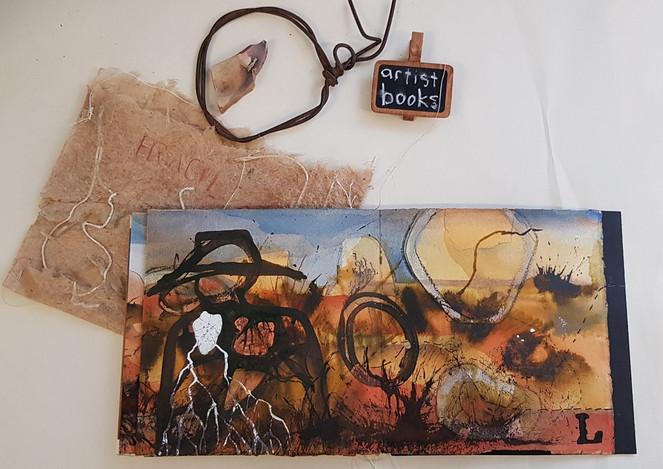 lakeland-Oh Darling_Artist Book
