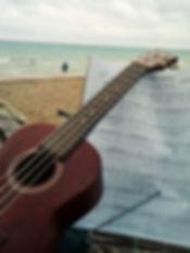 SOUL on the beach in Lexington, MI