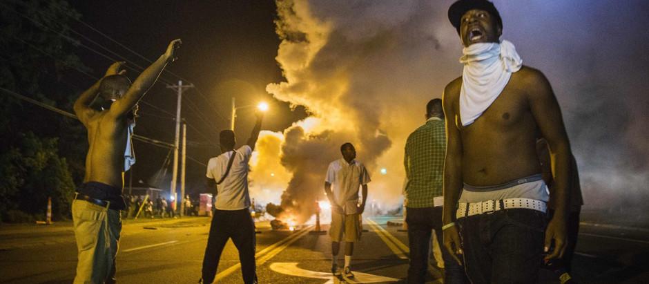 Ferguson Sparks China's Own Racial Conversation