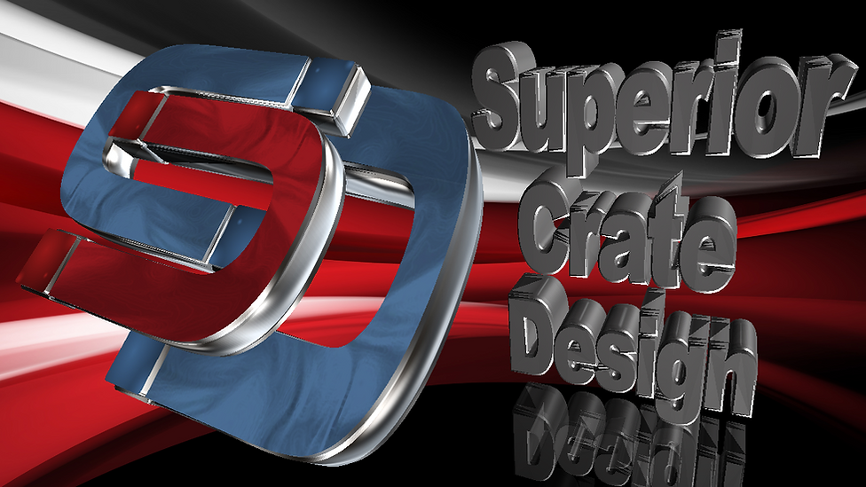 Superior Crate Design Logo