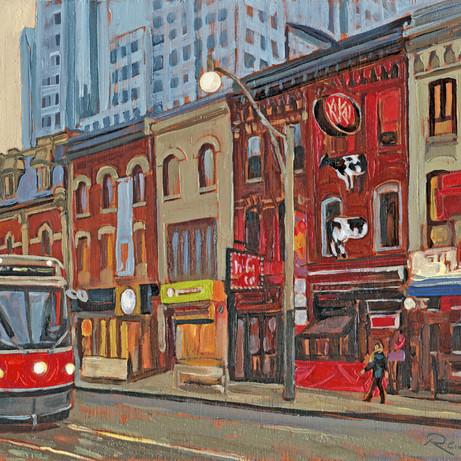 King Street West Toronto