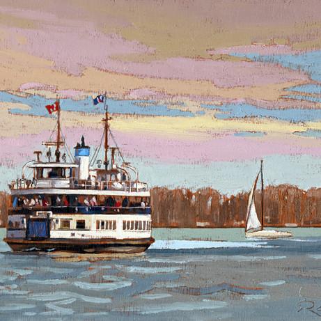 Toronto Island Ferry