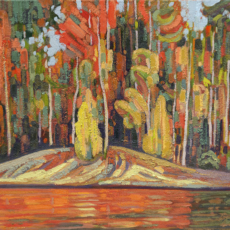 Toronto ravines fall
