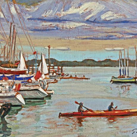 Harbourfront Conoes