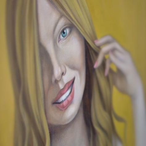 #Selfie III- Salvator Mandy X close-up