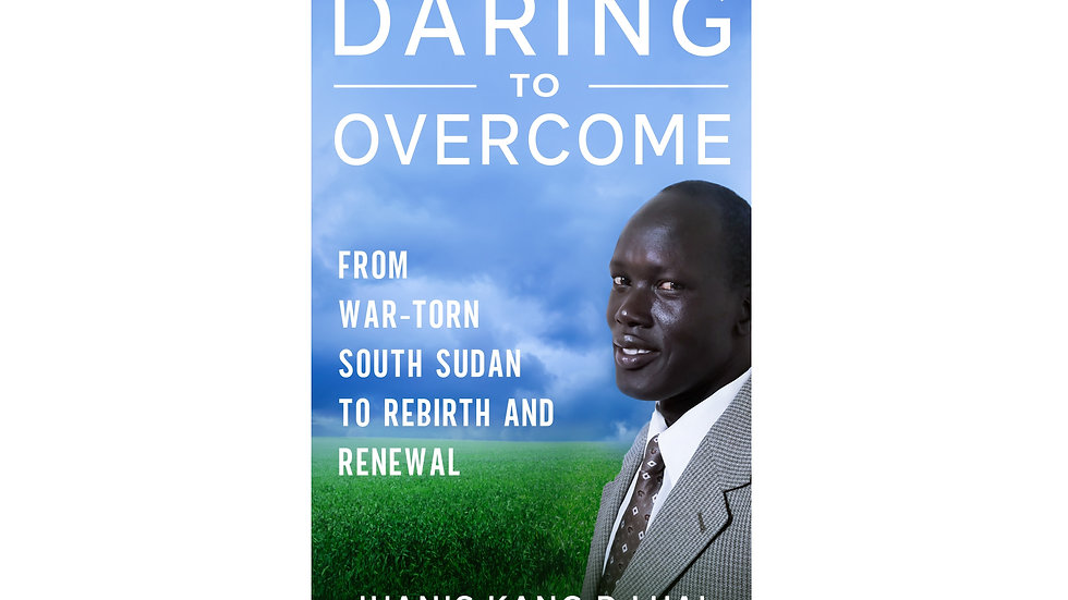 Daring To Overcome eBook - Click on image for more information or to purchase.