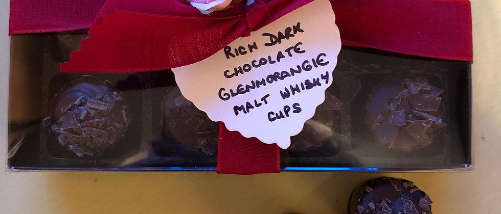 Glenmorangie Malt Whisky Cups