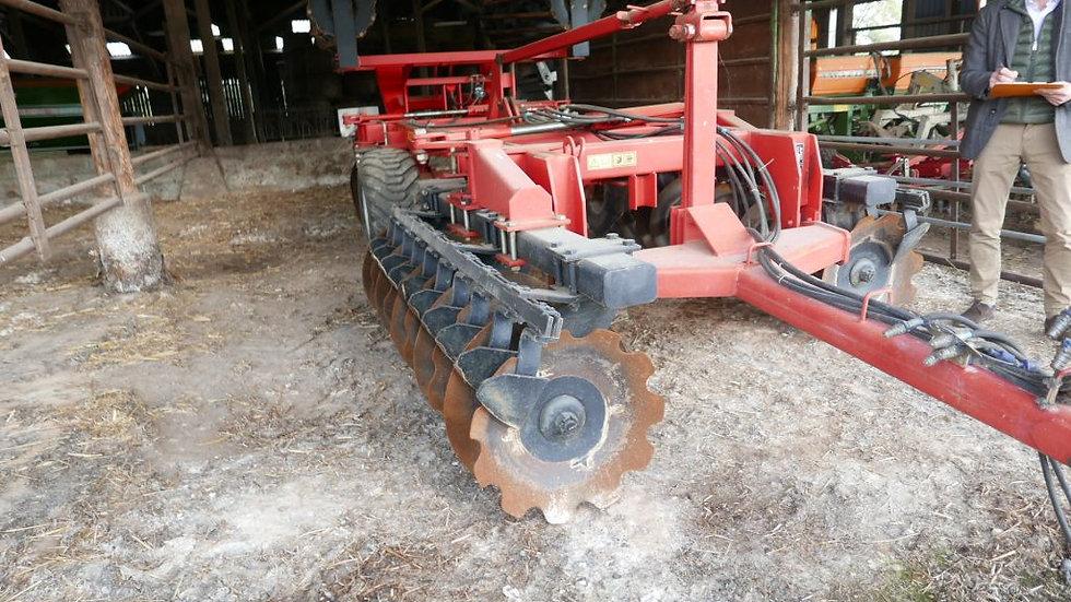 Cover crop AGRAM GXL 38
