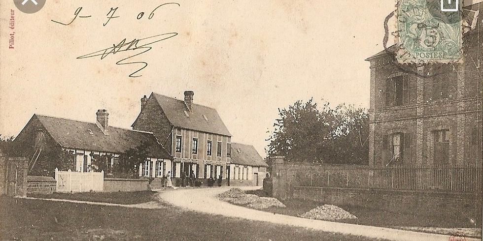 Vente aux enchères à  Saumont la poterie (76)