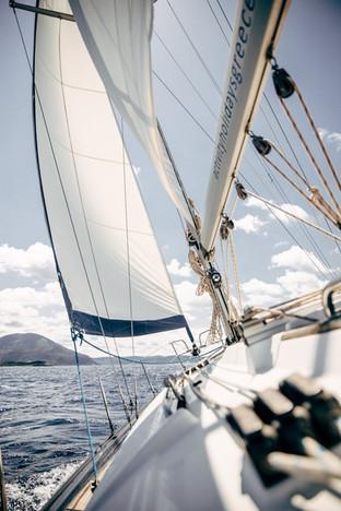 sailing holidays