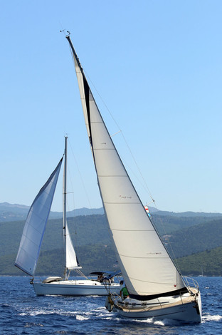 Flotilla in Greece
