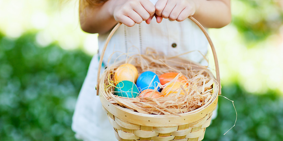 March All Club Play Date: Easter Egg Hunt