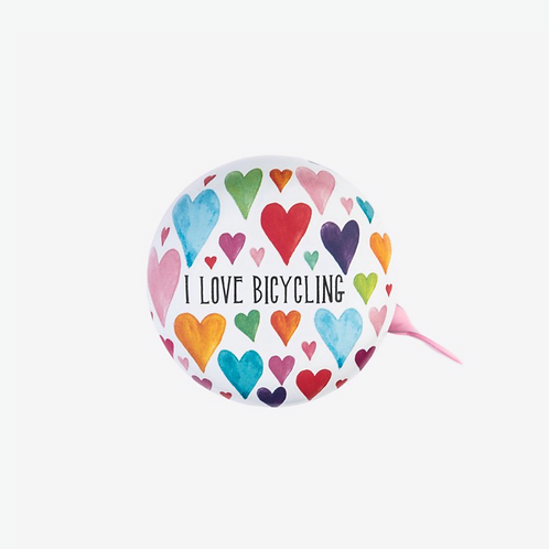 Sonnette - I love bicycling