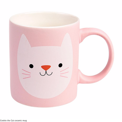 Mug - Cookie the cat