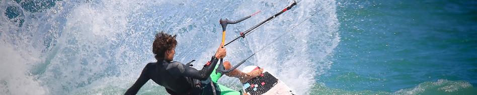 NAXOS kitesurfing