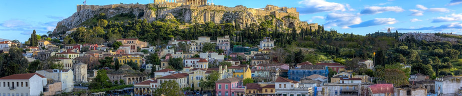 Athens  the oldest city in Europe
